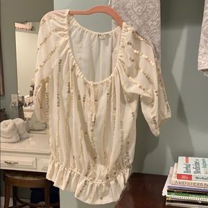 Beautiful blouse by Guess